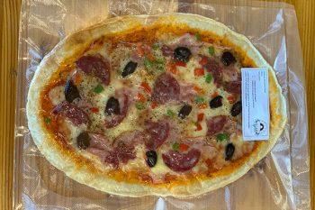 Italian Takeaway Pizza